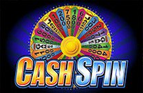 Cash Spin Slot Logo